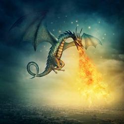 Feuer des Drachen, Licht und Spiritualität