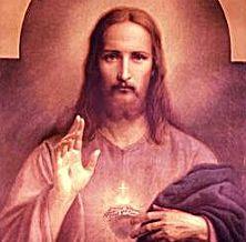 Nicht sexuell: Herzliebe von Jesus