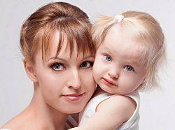 Tochter als Zwillingsseele, Mutter und Kind